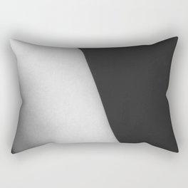 Naked Yoga Rectangular Pillow