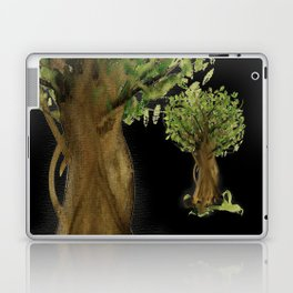 The Fortune Tree #3 Laptop & iPad Skin