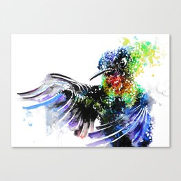 Hummingbird 4 Canvas Print