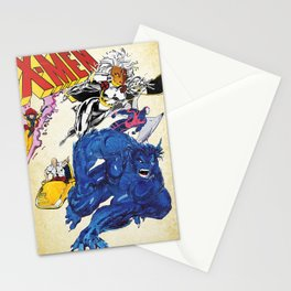 90's Mutants Stationery Cards