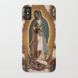 Virgin of Guadalupe, 1700 iPhone Case