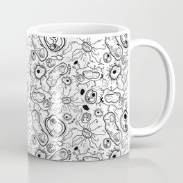 """Cells and bacteria's party"" vol 3 Coffee Mug"