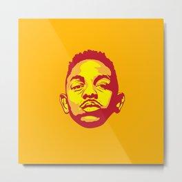 Kendrick Metal Print