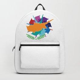 SPRING IN CYPRUS Backpack