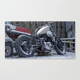 Rest Easy Canvas Print