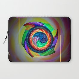 Abstract in perfection 121 Laptop Sleeve