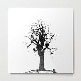 The tree of Fairy's  Metal Print