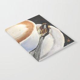 Latte Leisure Notebook