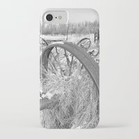 farm iPhone & iPod Cases featuring Farm by Justine O'Neil Photography