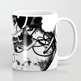 Jack White's Airline Guitar Coffee Mug