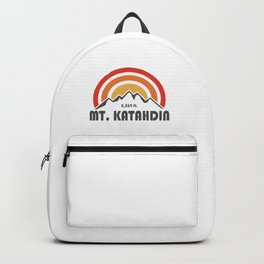 Mt. Katahdin Backpack