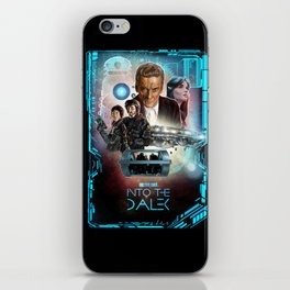 Doctor Who: Into The Dalek iPhone Skin