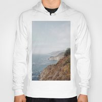 big sur Hoodies featuring SUR MAJESTY by D.H. Currier
