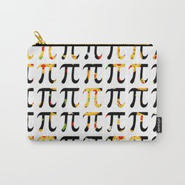 Pizza Funny Math Pun Pi Day Gift Math Science Lover Pi day Carry-All Pouch