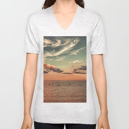 Sunday Seance Unisex V-Neck