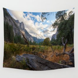 In the Valley. Wall Tapestry