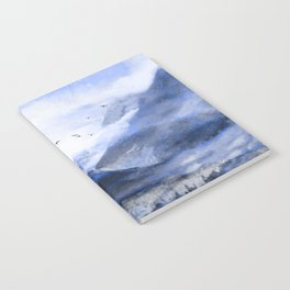Blue Mountain Notebook