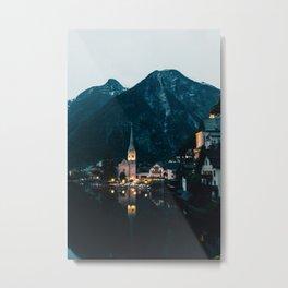 Hallstatt IV Metal Print