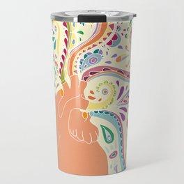What We're Made of Travel Mug