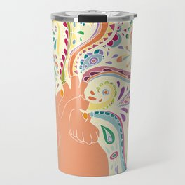 What We're Made of Travel Mug