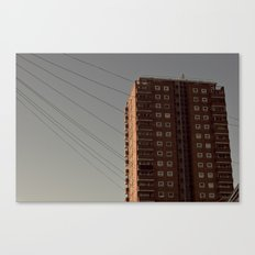 The Towers Canvas Print