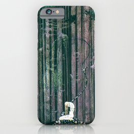 Kay Nielsen - The Lost Palace And The Crying Daughter iPhone Case