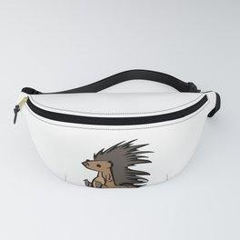 Prickly Porcupine | Animal Series | DopeyArt Fanny Pack