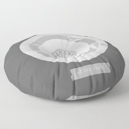 AFTER EIGHT Floor Pillow