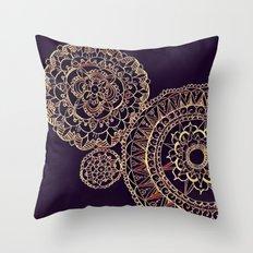 Spirit Mandalas Throw Pillow