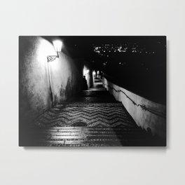 Nocturne Photograph - Prague, 14. Metal Print