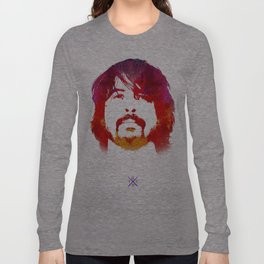 D. Grohl Long Sleeve T-shirt