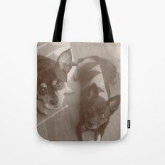 Charlie & Lucie Tote Bag