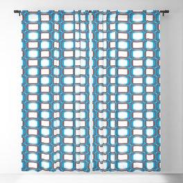 Seventies pattern Blackout Curtain