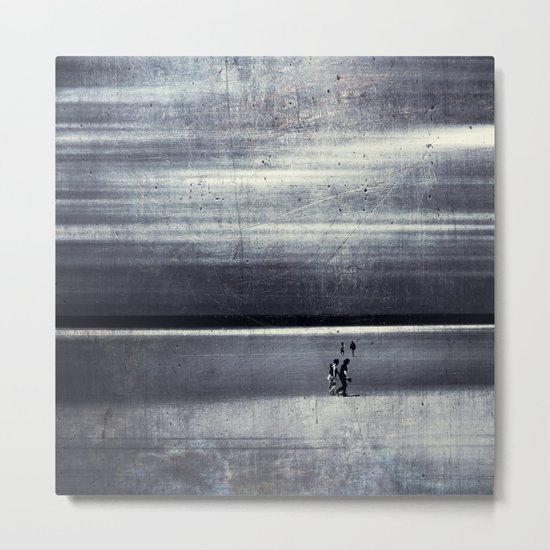 drifters Metal Print