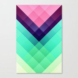 Geometric XXI Canvas Print