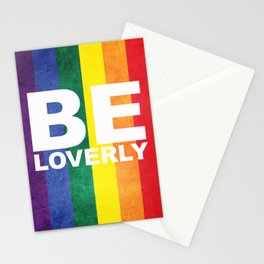 Be Loverly Stationery Cards