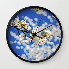 Spring Blossom IV Wall Clock
