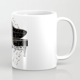Gifts for Pianist Coffee Mug