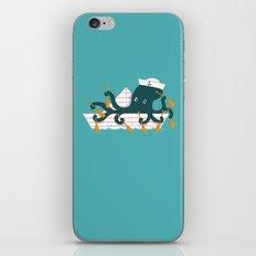 Sailor Octopus iPhone & iPod Skin