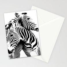 Grevy's Zebras Stationery Cards