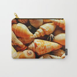 She Sells Sea Shells on the Sea Shore Carry-All Pouch
