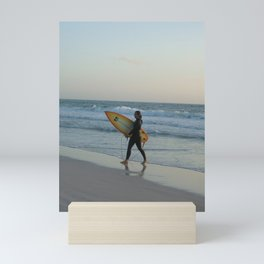 Surfer Girl Mini Art Print