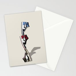Balancing Jordans Stationery Cards