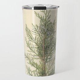 Botanical Juniper Travel Mug