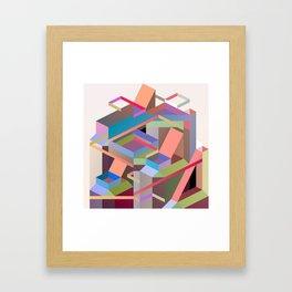 Maskine 12 Framed Art Print