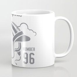 Speedracer Moto Coffee Mug