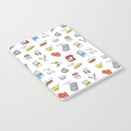 Happy Baker Pattern Notebook