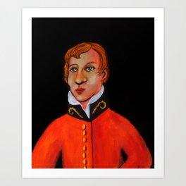 James Miranda Barry Art Print