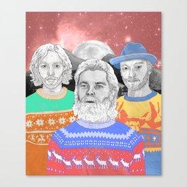 Biffy Clyro Canvas Print