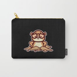 Groundhog Gift Carry-All Pouch
